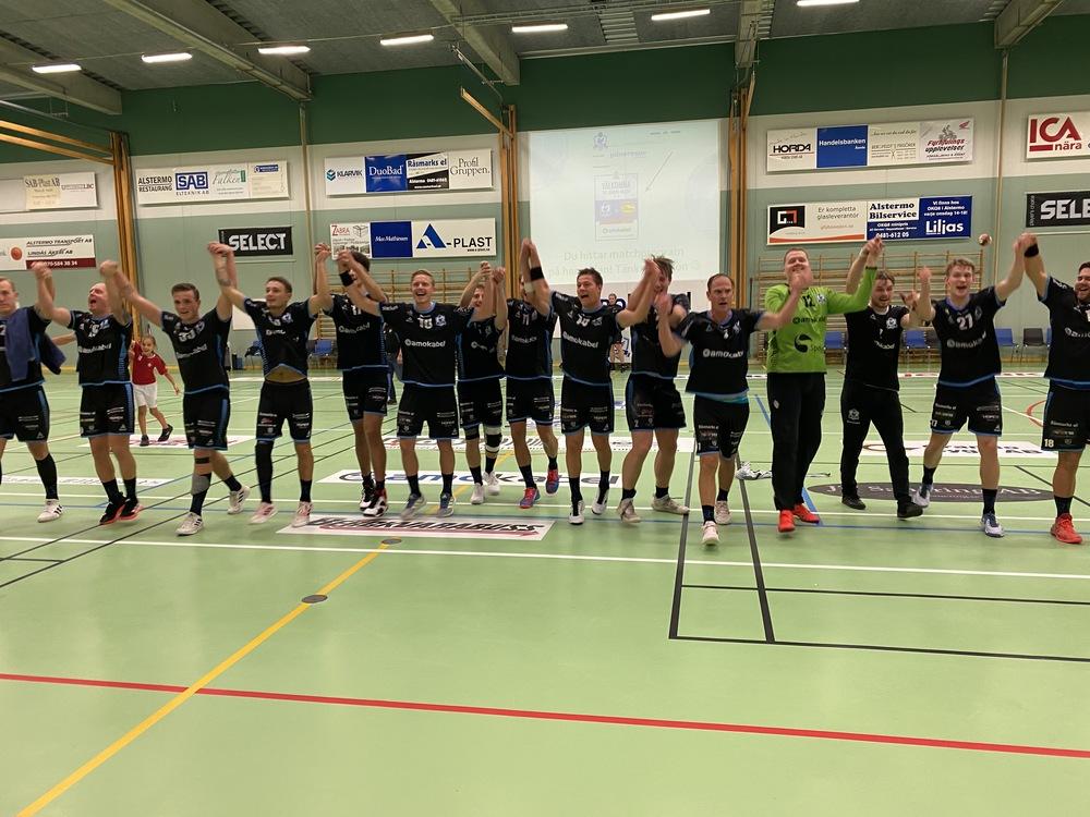 Till kvartsfinal i ATG Svenska Cupen!