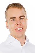 Picture of Christofer Casswall, International Sales Manager