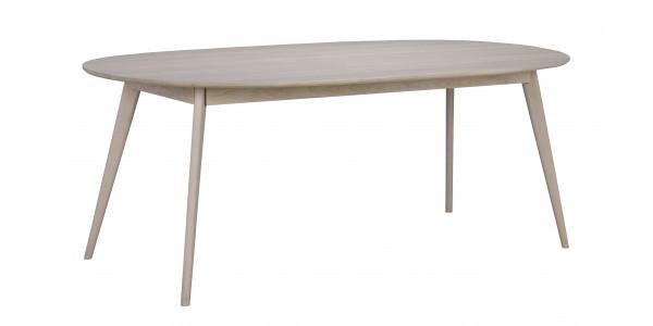 Yumi matbord ovalt