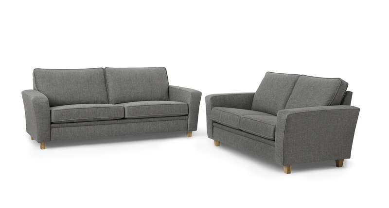 Möbelform Modena 3+2-sits soffa