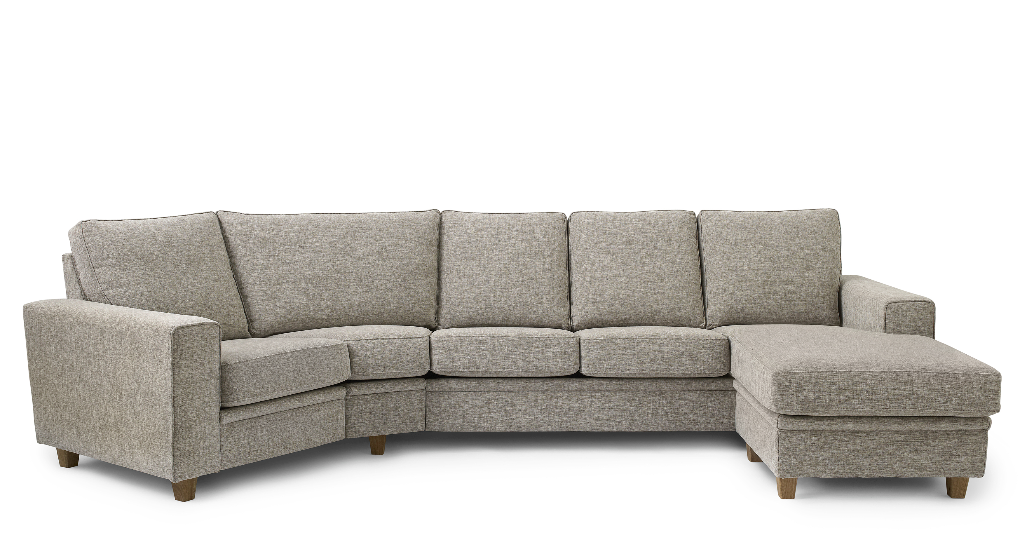 Möbelform Pluz byggbar soffa tyg