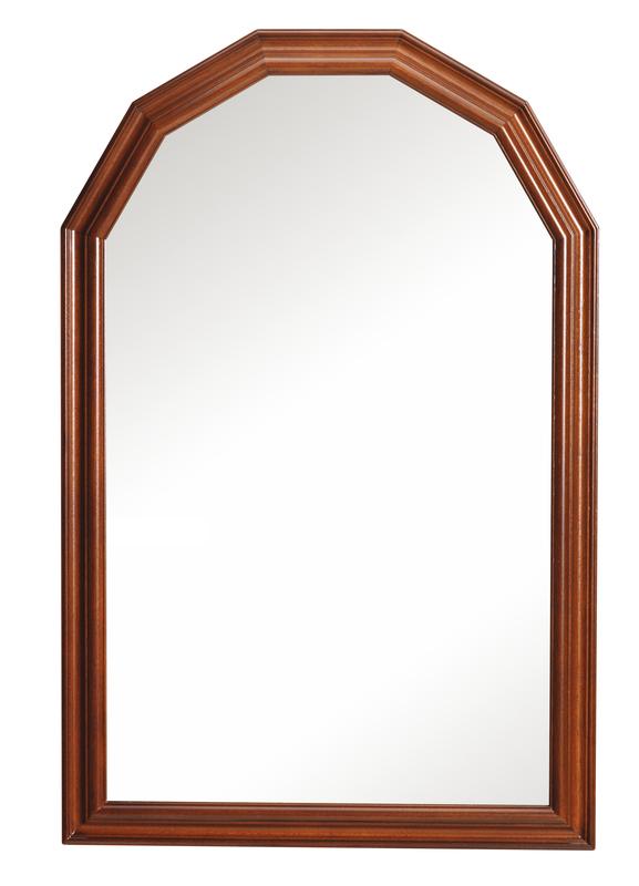 Rowico Epoca spegel bågad