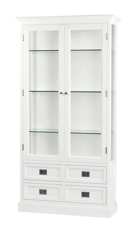 Rowico Koster vitrinskåp 2 dörrar