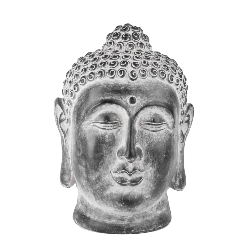 Buddha huvud Ancient