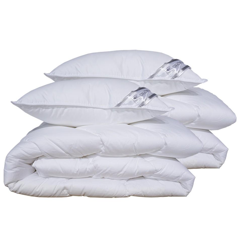 Täcke och kuddpaket