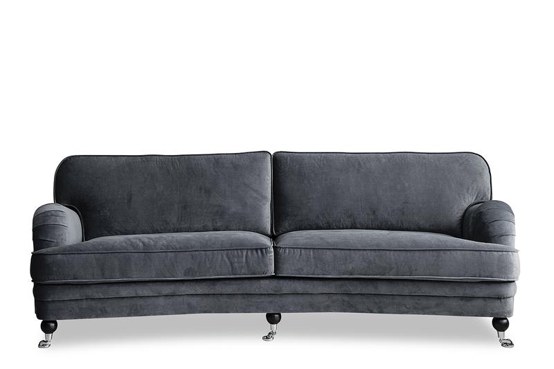Baxter Howardsoffa 3-sits