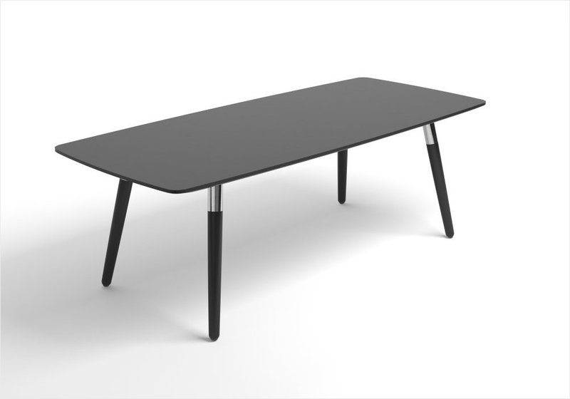 Stressless Style soffbord svart