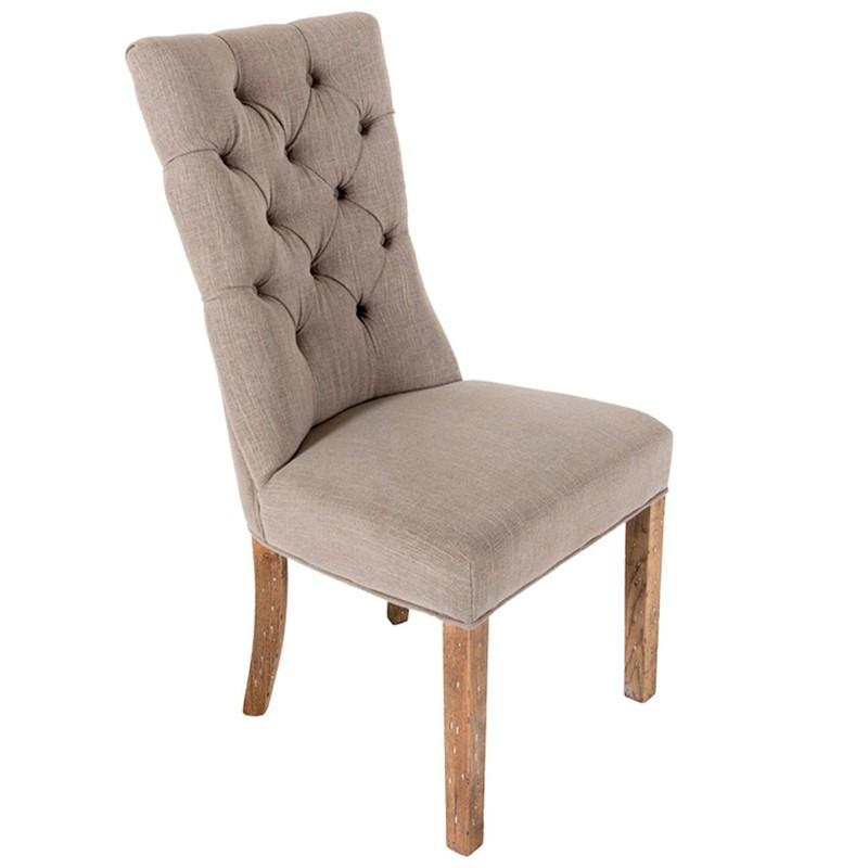 Marieholm stol grå
