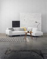 Tracy soffa 2,5 med divan