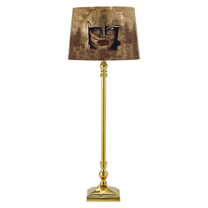 Carolina Gynning lampa Golden