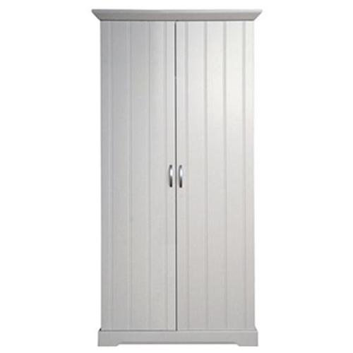 Perle 2-dörrars garderob