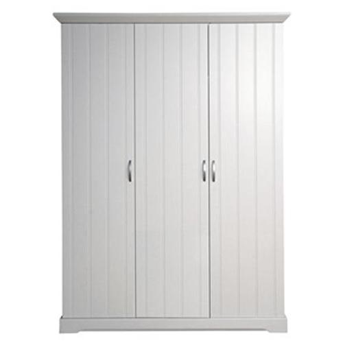 Perle 3 dörrars garderob