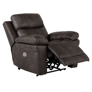 Goslar reclinerfåtölj brun