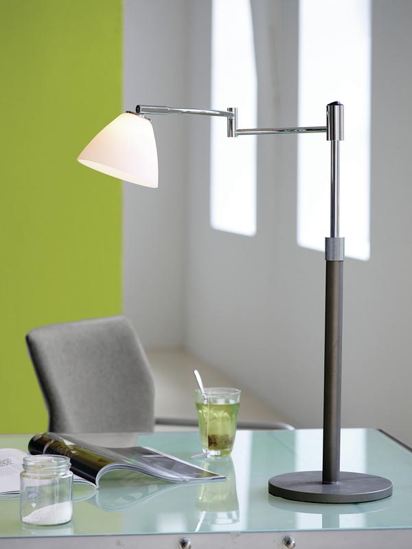 Herstal New swing dover bord lampa