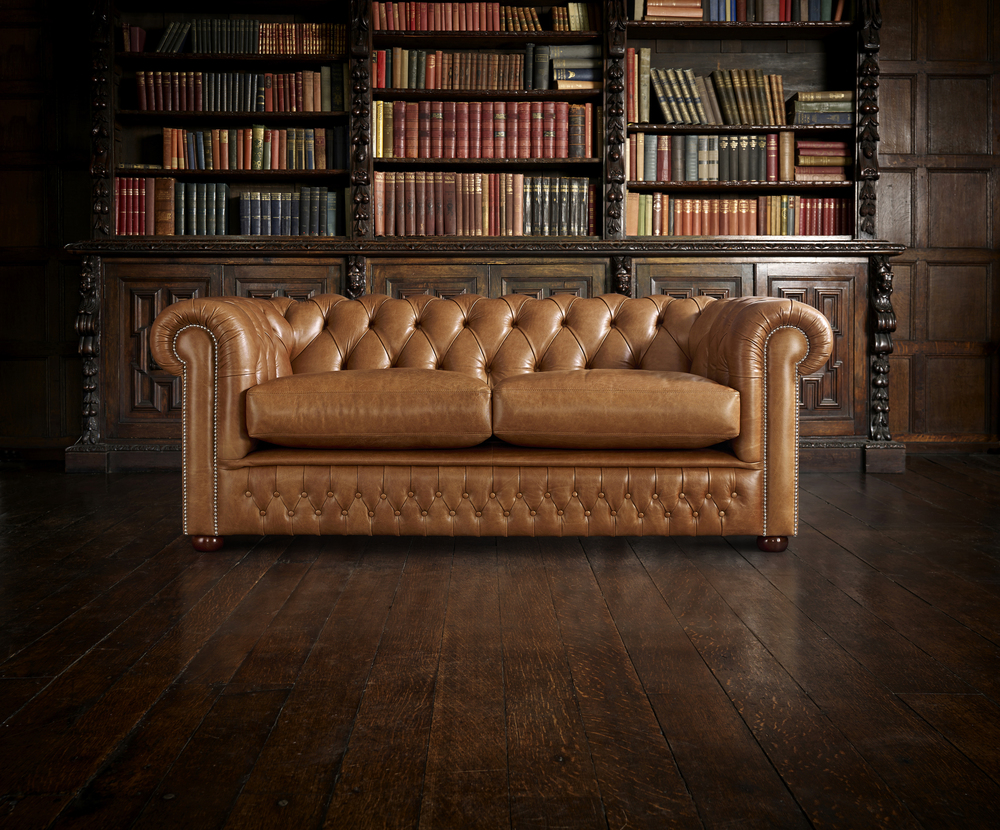 Chesterfield soffa Shackleton