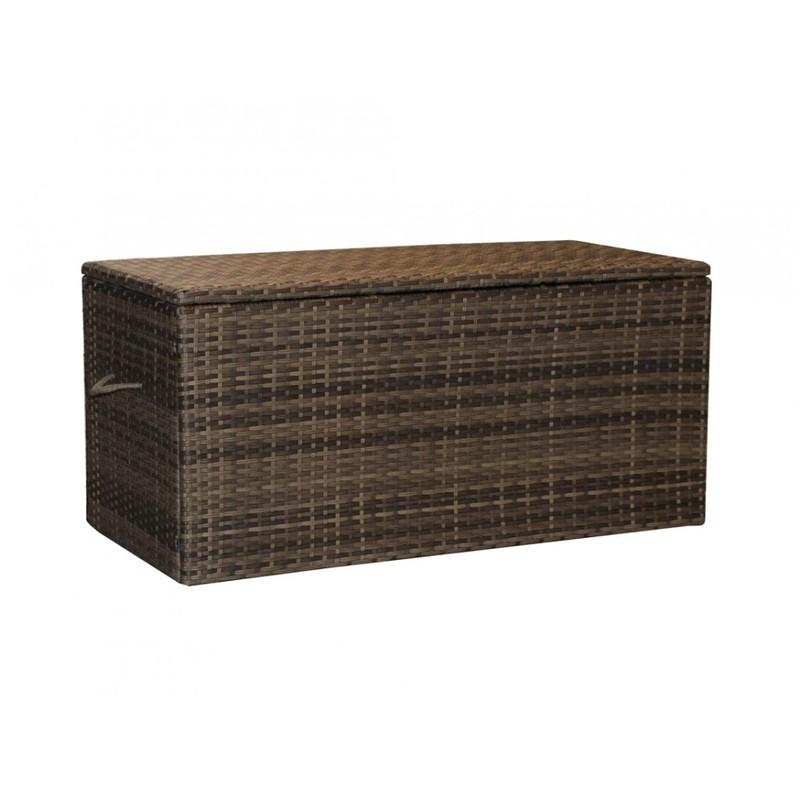 Dynbox brun konstrotting
