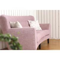 Twiggy-Malaga svängd 3-sits soffa