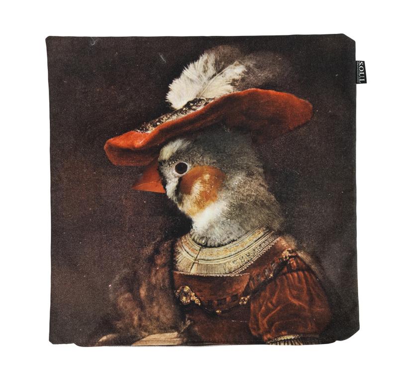 Soul Birdlady kudde