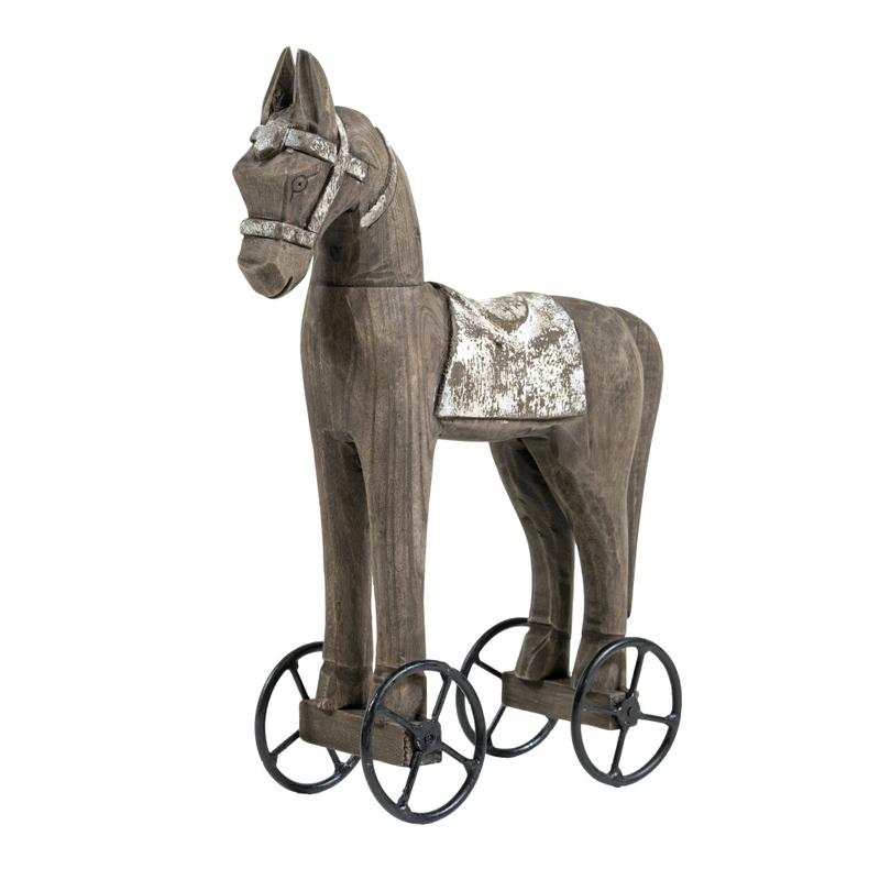 Solu Trä häst