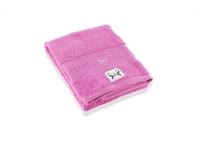 Carolina Gynnings Handduk Pink & signature