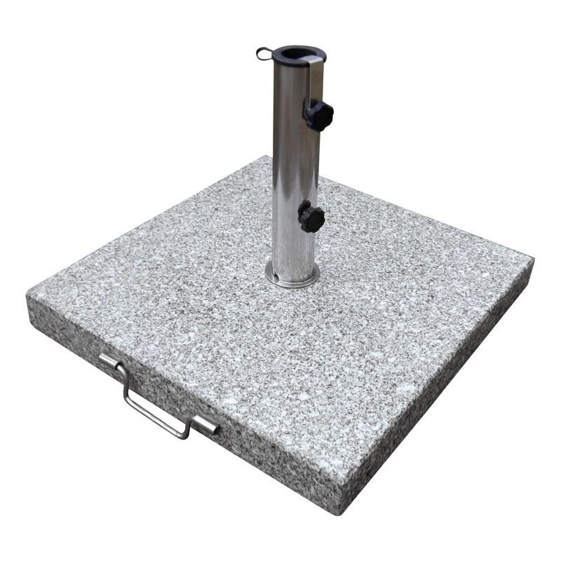 Mito parasollfot i granit
