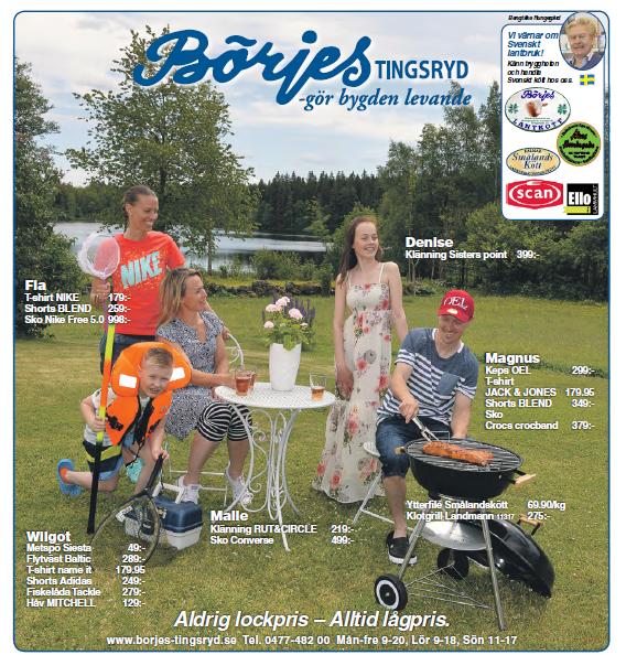 Sommar hos Börjes! preview image
