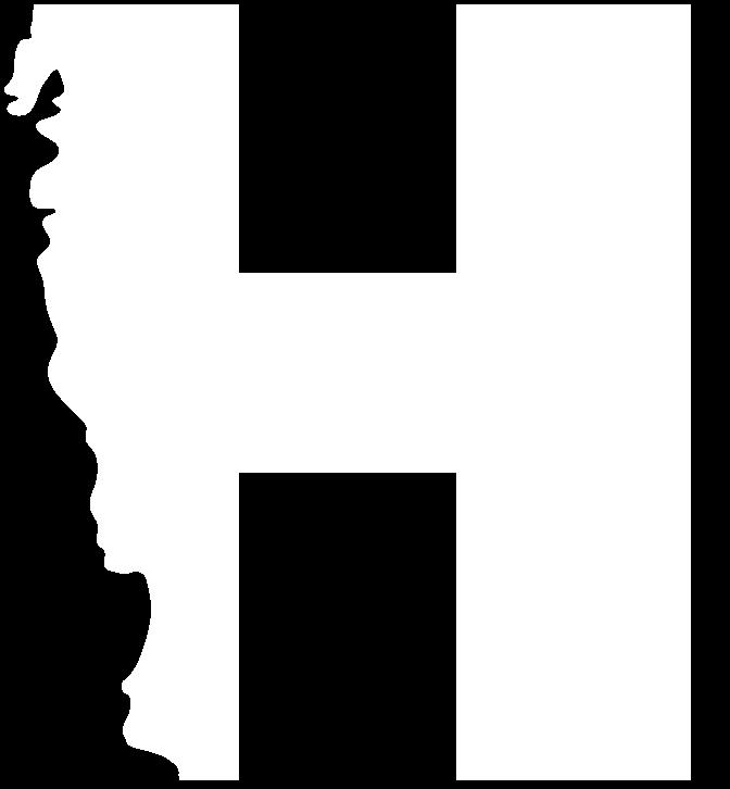 H:et på HLT:s logga