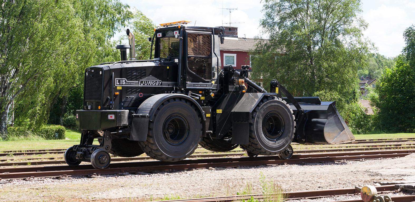 Nu lanserar vi Ljungby Maskin Rail System