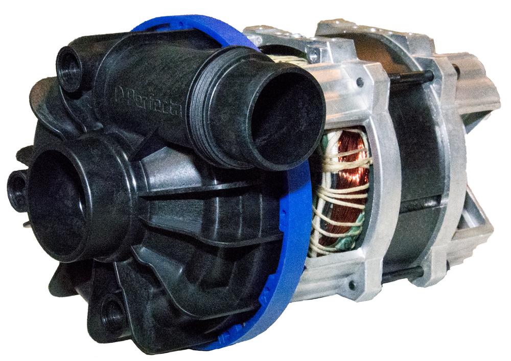 Industripumpar P300, P400, P500 och P600