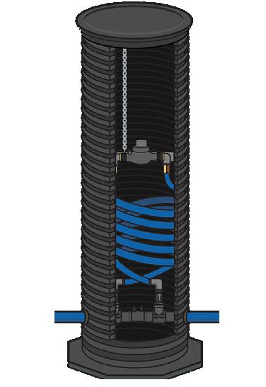 Vattenmätarbrunn V2
