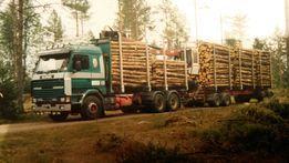 article image related to Träfrakt på Youtube - 90-tals kult om våra skogsbilvägar