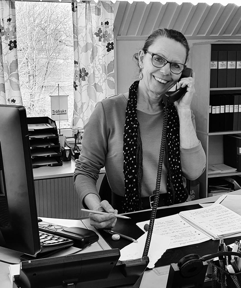 Bild på Anette Henningsson