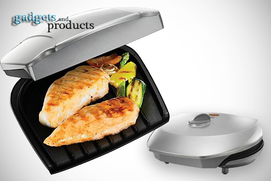 £25 instead of £54.99 (from Gadgets and Products) for a George Foreman compact grill – get the hottest kitchen accessory & save 55%