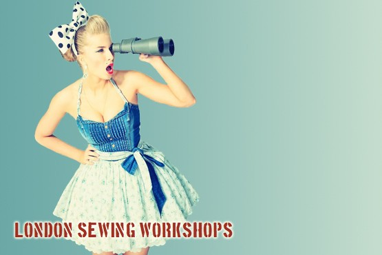 £24 instead of £85 for a 3 hour vintage style skirt making course at London Sewing - take your creations home and save 72%