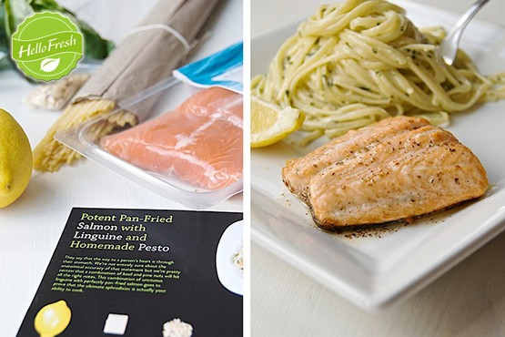 £13.99 instead of £39 (with Hello Fresh) for 3 gourmet recipes inc. all ingredients for 2 people or £18.99 for 4 people – save up to 64%