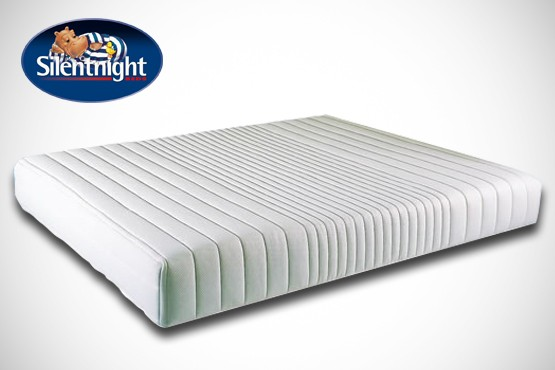 £199 instead of up to £529 (from Bed Town) for a double or king size Silentnight memory foam mattress - save up to 62%