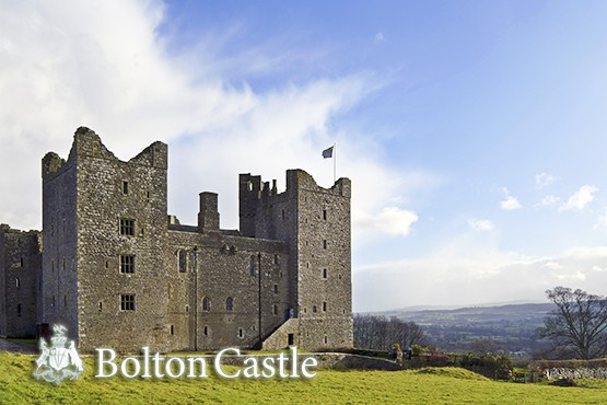 £8 instead of £17 for entry for 2 to Bolton Castle, Wensleydale with access to gardens and grounds - save a princely 53%