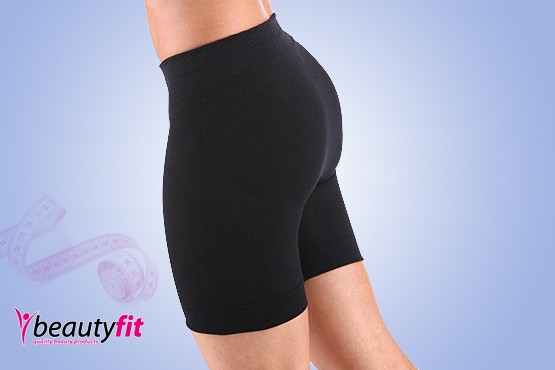 £8.99 instead of £44.99 for Neoprene Workout Shorts from BeautyFit - make your work out work harder & save 80%
