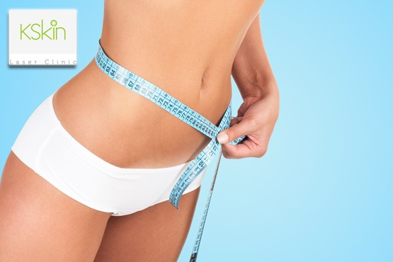 £69 instead of £297 for three 30 minute liposuction by VelaShape treatments at KSkin Laser Clinic, Glasgow – fight the fat and save 77%