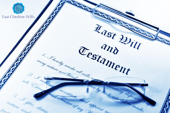 £19 for a professional will writing service or £29 for a joint will from East Cheshire Wills, Macclesfield – save up to 90%