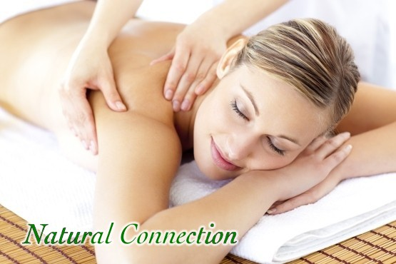 £19 instead of £50 for a choice of 60 minute massage at Natural Touch at Natural Connection, Edinburgh - save 62%