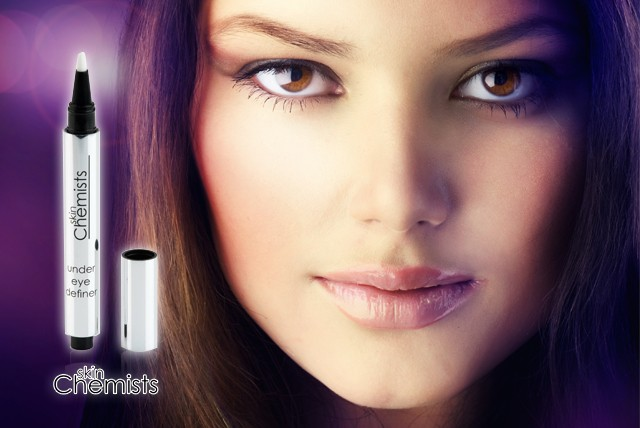£14.95 instead of £89.95 (from Skin Chemists) for an under eye definer pen – get perfect peepers this summer and save 83%