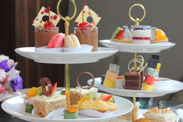 £13.49 instead of £27.50 for an afternoon tea for 2 including a glass of bubbly each at Autograph Bistro in The Empire Theatre, Liverpool - save 51%