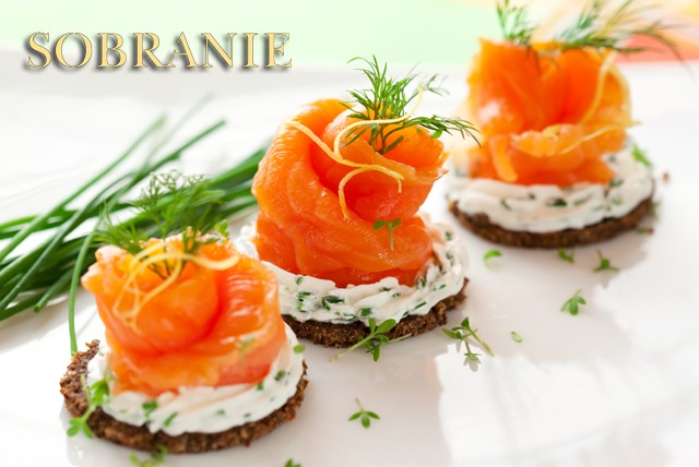 £29.50 instead of £59 for a 3 course Russian meal for 2 plus a glass of house wine each at Sobranie Restaurant, Victoria - save 50%