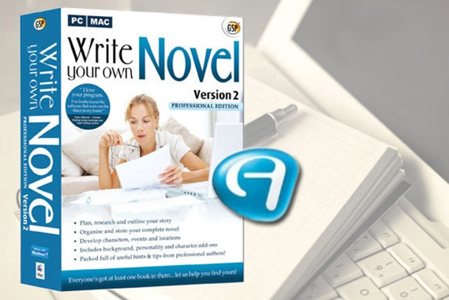 £9.99 instead of £30.62 (from Avanquest) for Write Your Own Novel Professional V2 software - unleash your creativity and save 67%