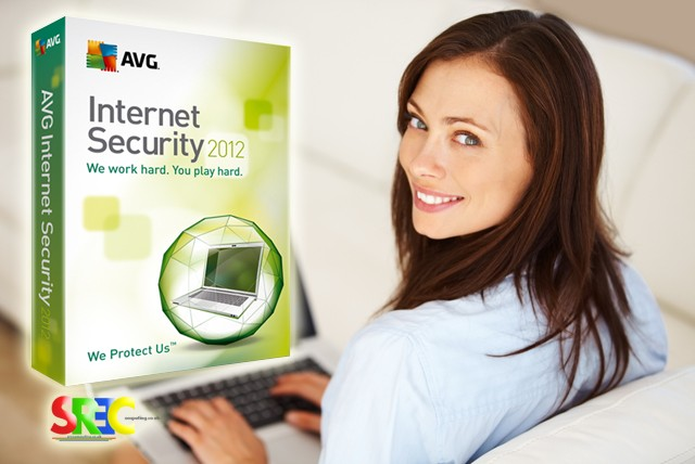 £8 instead of £40 (from SRE Computing) for a 1 year AVG Internet Security 2012 PC package - get essential PC protection and save 80%
