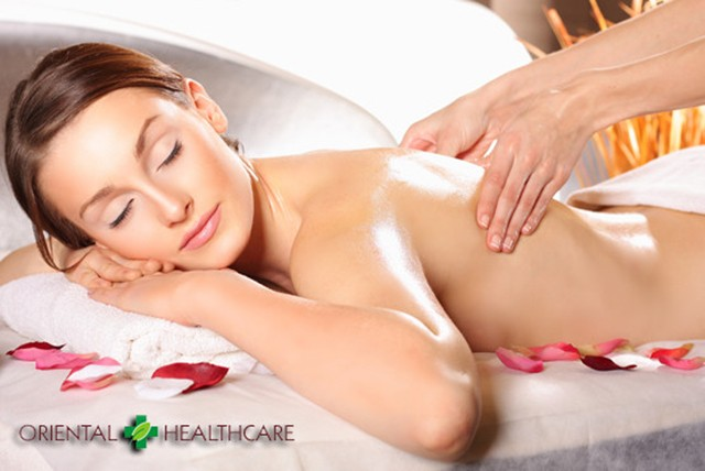 £19 instead of £60 for a 1 hour deep tissue, Swedish, sports, or Lymphatic massage at Oriental Healthcare, Putney - save 68%