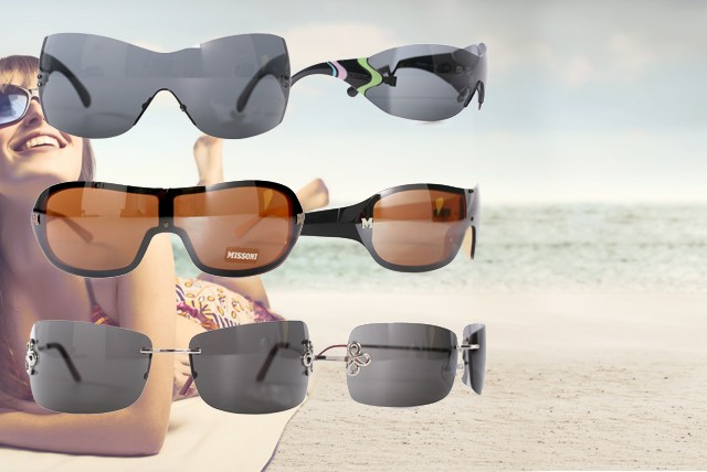 £38 (from Brand Arena) for a choice of Missoni designer sunglasses from a range of styles - get sexy new sunnies + FREE DELIVERY
