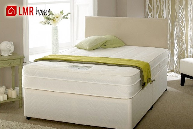£149 for a single memory foam mattress with quilted Aloe Vera cover, £159 for a double or £169 for a king from LMR Home – save up to 70%