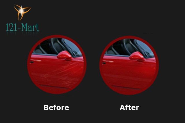 £1 instead of £14.99 (from 121-Mart) for a Scratch Fix PRO clear coat applicator pen  – fix up those scratches and scrapes and save 93%